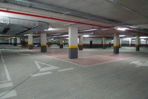 mantenimiento y limpieza de aparcamientos málaga