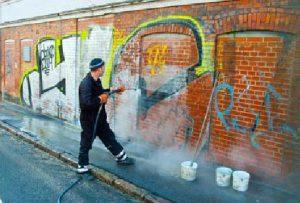 Limpieza graffitis Malaga